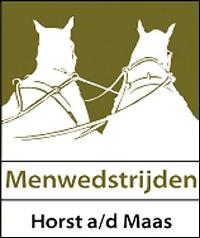 Logo Horst Mendwestrijd (logo)